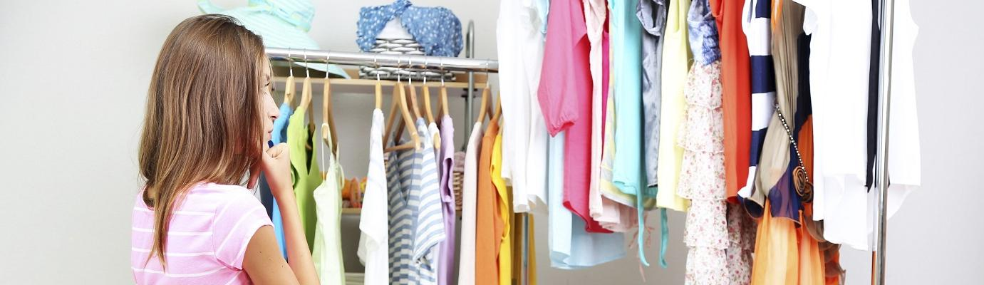Reflections on buying no new clothes