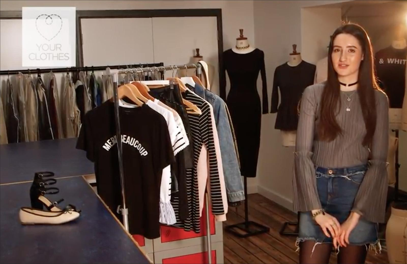 How to create a women's core wardrobe: students