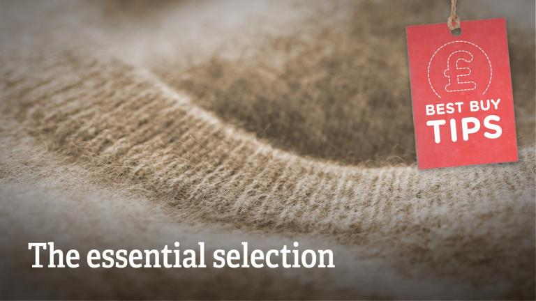 "Text: ""The essential selection""."