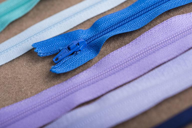 A selection of zips.